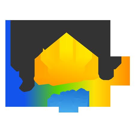 ciepły dom